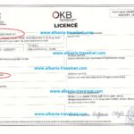 Albania Travelnet license